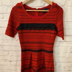 Just Taylor small dress-great holiday dress!